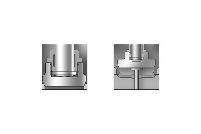 Bolted Bonnet Valve - Stainless Steel Valve