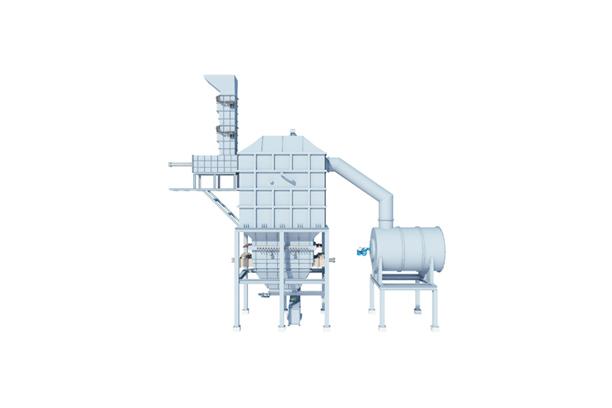 Stoker (Gasifiter incinerator)