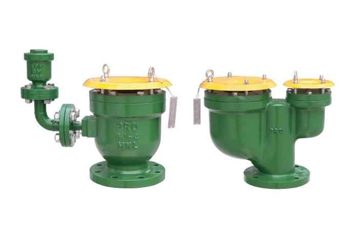 Combination Air Release & Vacuum Breaker (Air/Vacuum) Valve