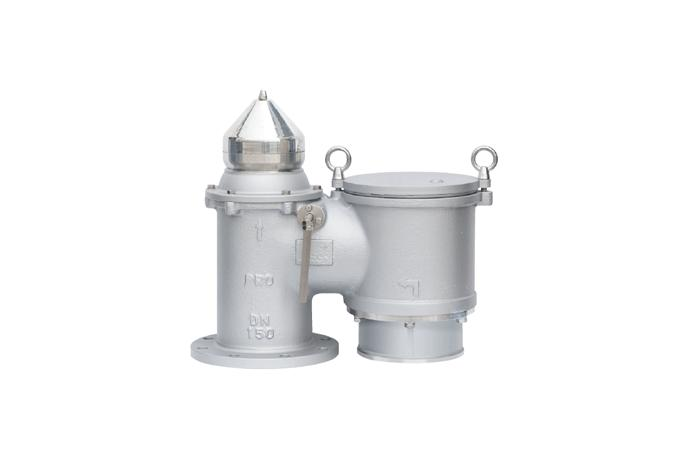 Smart High Velocity Pressure/Vacuum Relief Valve (With Gas Free Cover)