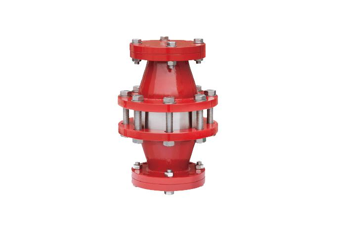 Explosion Proof IN-Line Flame Arrestor
