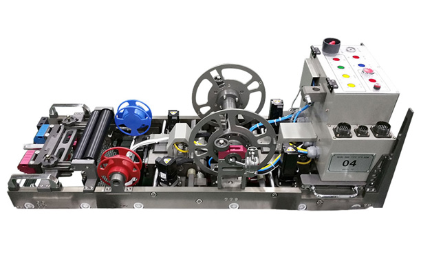 TRIPLEX BONDING MACHINE-NON-RAIL TYPE