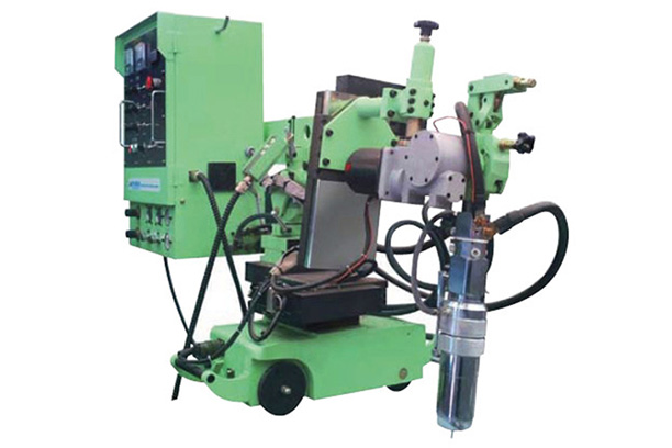 HIGH CURRENT MIG WELDING MACHINE