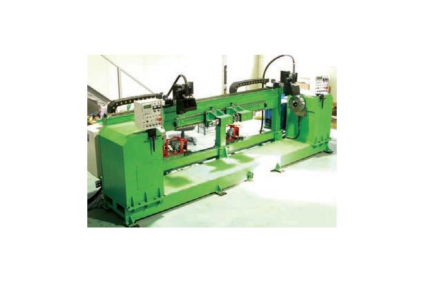 Roller Overlay Welding Machine
