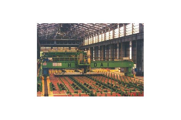 SAW Panel Welding Machine