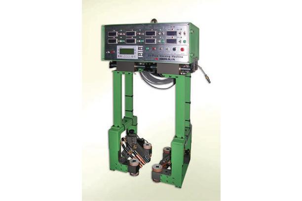 24-Pole Longi Welding Machine