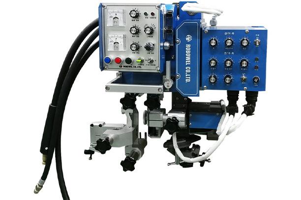 HORIZONTAL ELECTRO GAS AUTO WELDING MACHINE