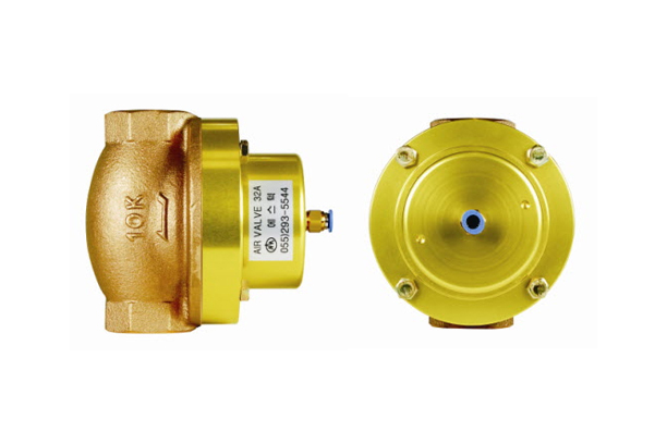 AUTO AIR VALVES (CYLINDER TYPE)