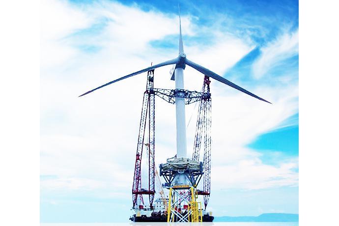 Offshore Wind Turbine Installation