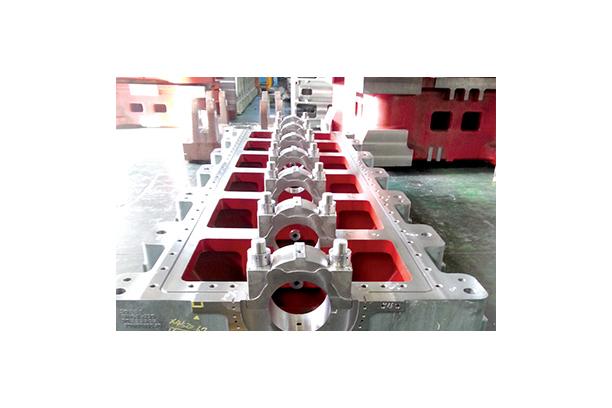 Compressor base plate