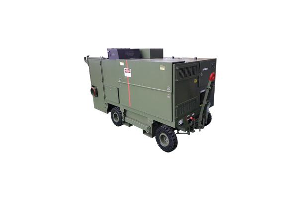 발전기 에어컨디셔너 통합장비 (GTGA)