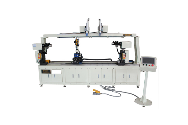 SEMI AUTO TAPING MACHINE