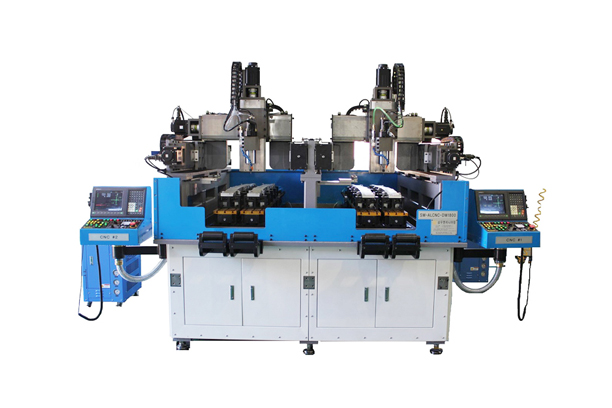 SPECIAL CNC MACHINE FOR ALUMINUM