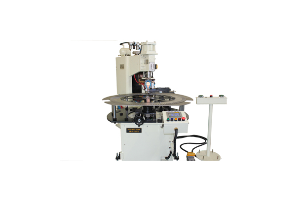 INDEXING TABLE WELDING MACHINE