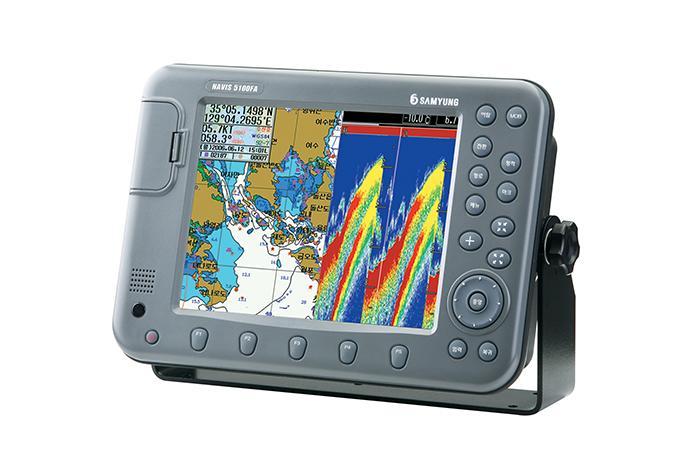 "GPS 컬러플로터+어탐(10.4"")"