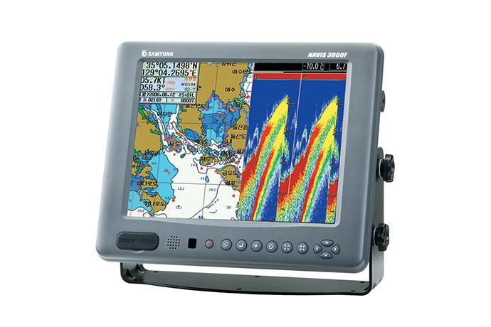 "GPS 컬러 플로터+어탐(15.1"")"