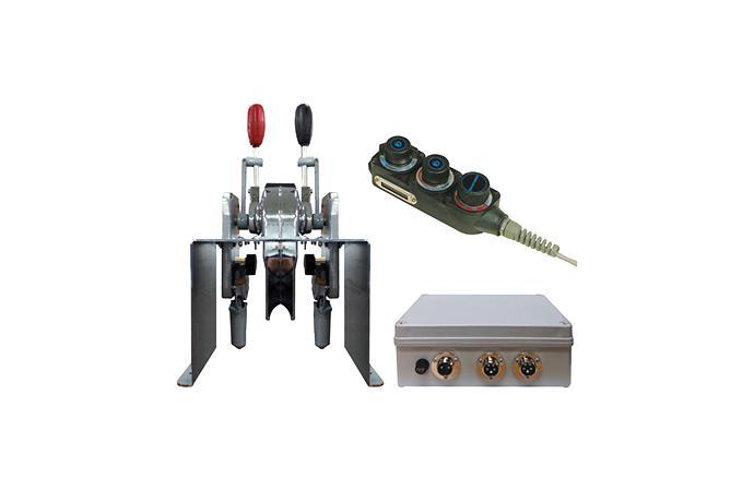 리모트 자동조타+엔진 콘트롤 시스템