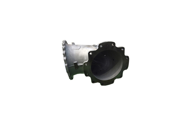 Gas inlet casing