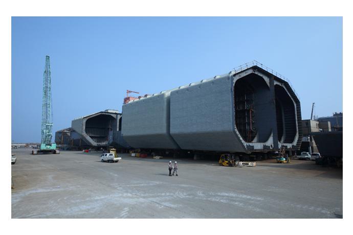 LPG Cargo Tank