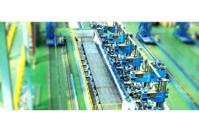Long Seam Milling Machine