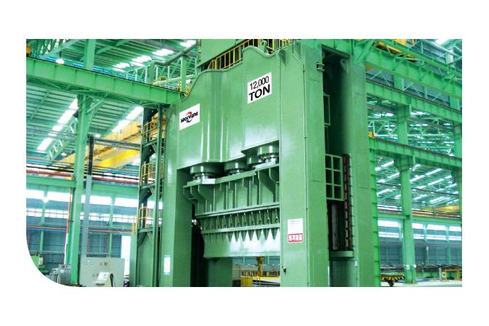 Production of Hydraulic Equipment