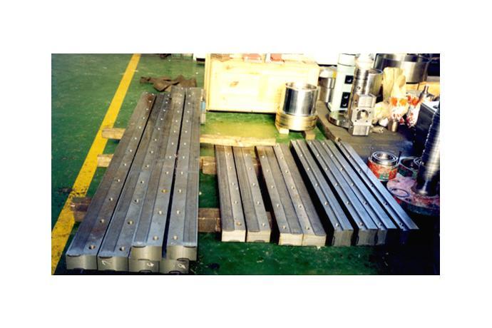 Welder Guide Rail Assembly