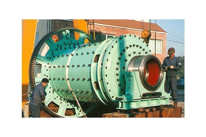Rod Mill Assembly