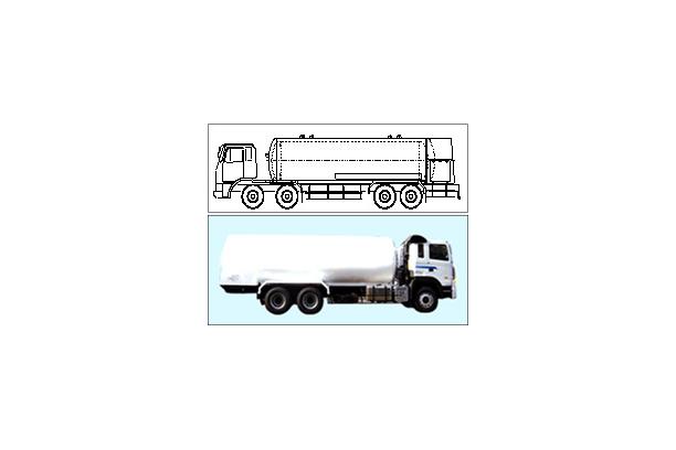 Cryogenic Tank Lorry&Trailer