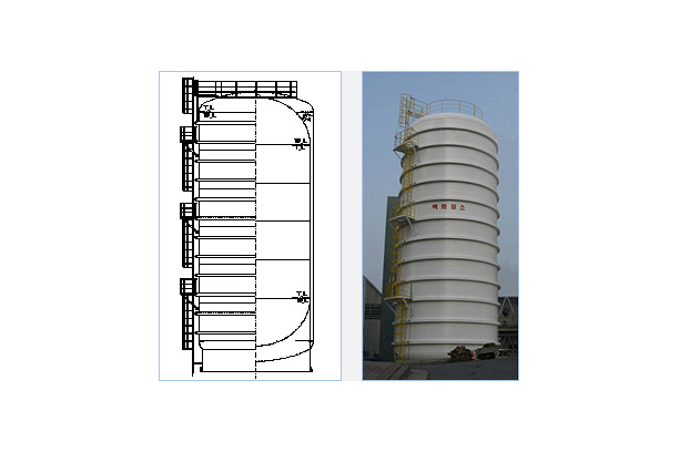Large Size Storage Tank