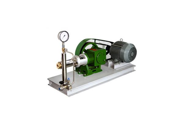 Cryogenic Reciprocate Pump
