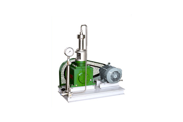 CO2 Reciprocate Pump