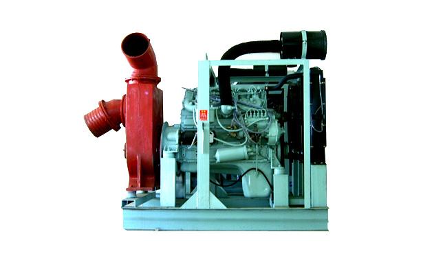 10인치 중급형 엔진양수기