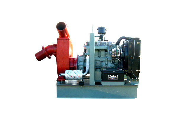 8인치 중급형 엔진양수기