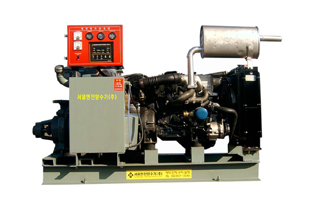 소화전 펌프 표준형