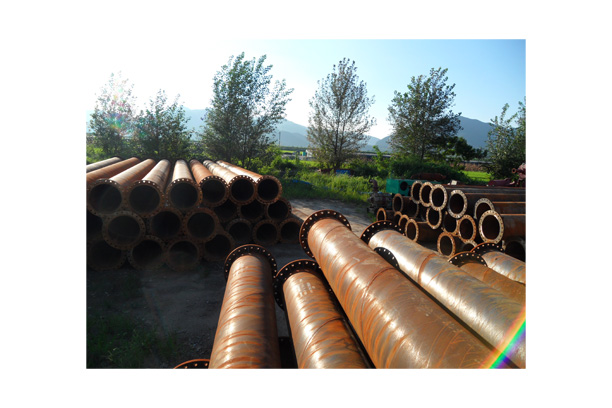 Discharging Pipe (650A X 12m)