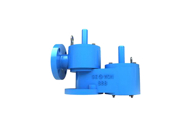 PRESSURE AND VACUUM RELIEF VALVE
