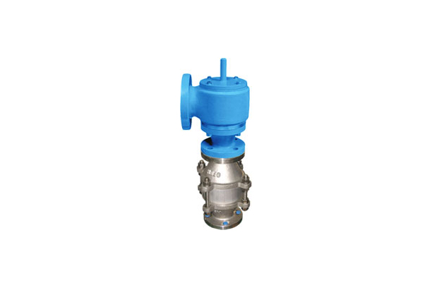 PRESSURE RELIEF VALVE WITH FLAME ARRESTER