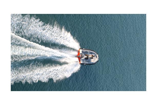 Leisure boat SSB 6.7