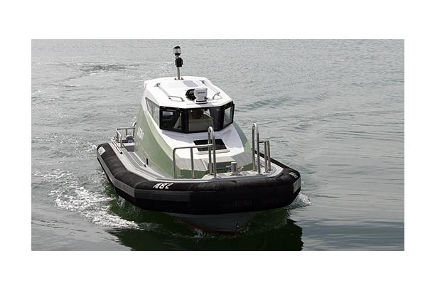 Leisure boat SSB 6.7H