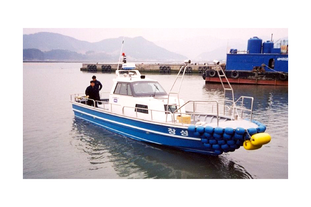 Supervision boat SS 4.8T (Fishing)