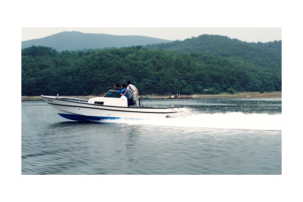 Supervision boat SW 3.5T