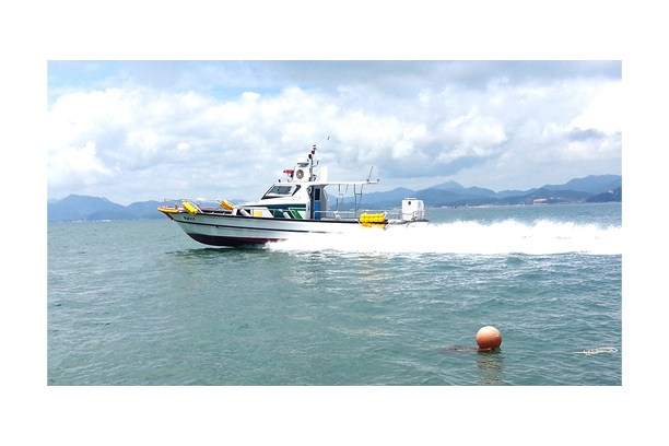 Supervision boat JEONNAM 111