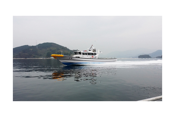 Supervision boat SONGBAEK