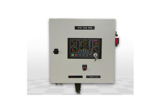 ECU-6000 LOCAL PANEL