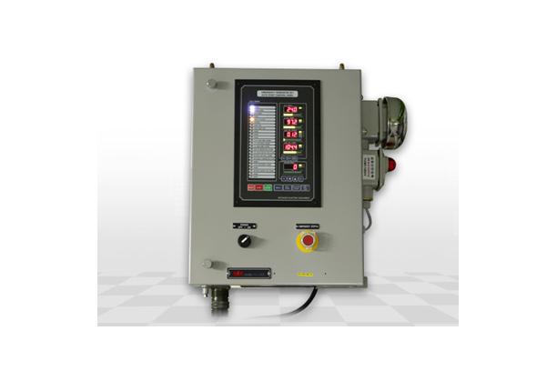 ECU5000 (Emergency Generators panel)