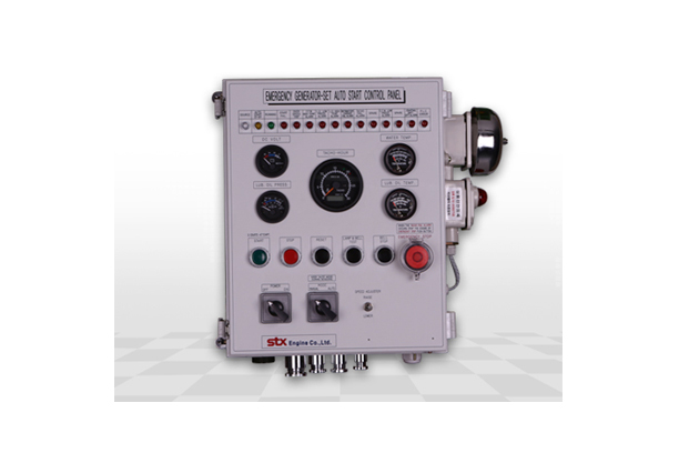 ASCP-10 (Emergency Generators Panel)