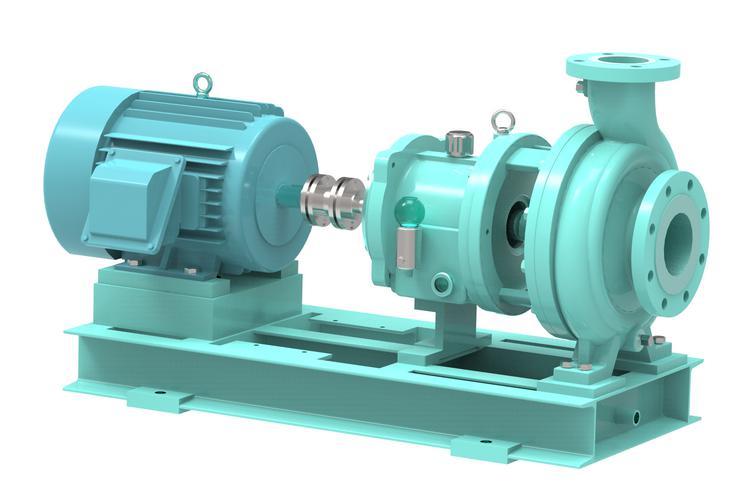 Standard Chemical Process Pump