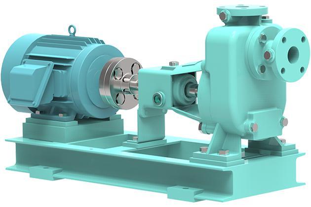 횡축, 단단, 논클로그, 볼텍스 펌프 (토르크 플로우 펌프)