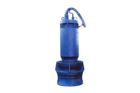 수중 축류 펌프