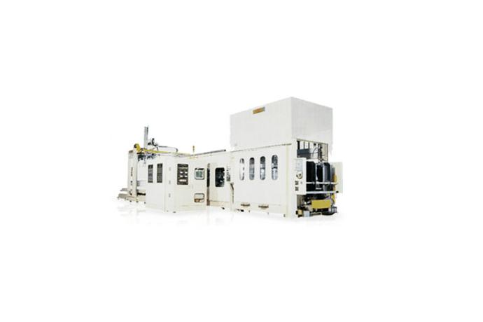 Thermoforming Machine (Female Forming)